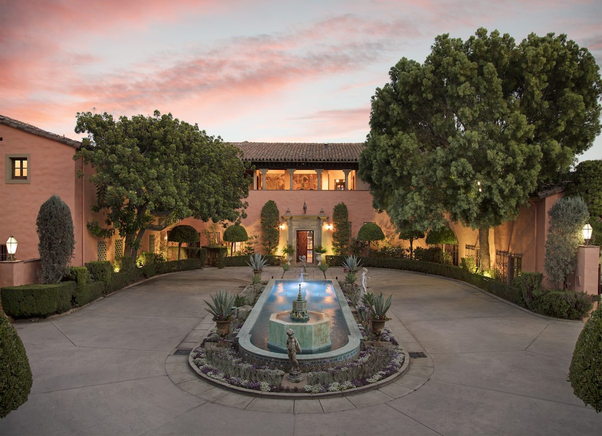 The Hearst Estate: Historic Mansion from The Godfather Up for Auction